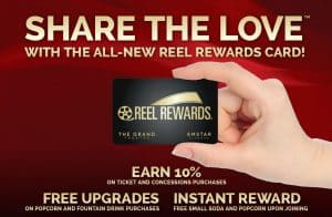 Reel Rewards Share the Love