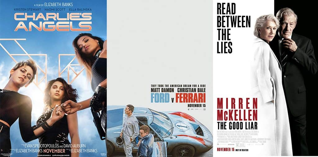 Movies Opening Nov 15