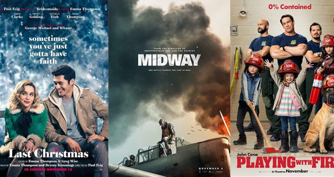 Movies Opening Nov 8