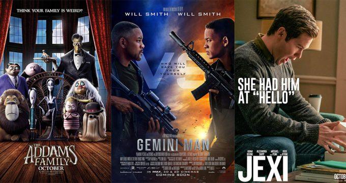 Movies Opening Oct 11