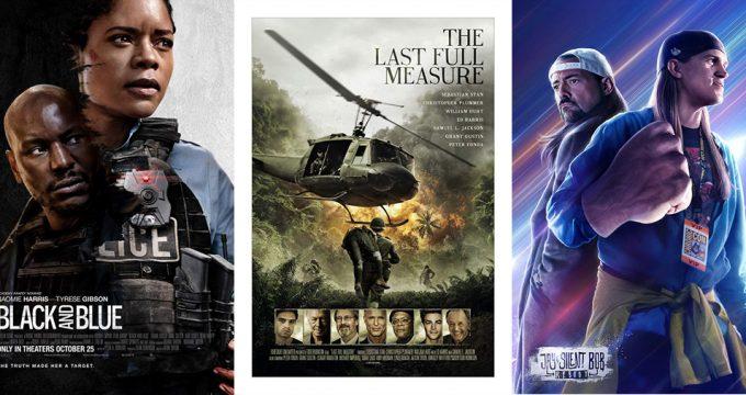 Movies Opening Oct 25