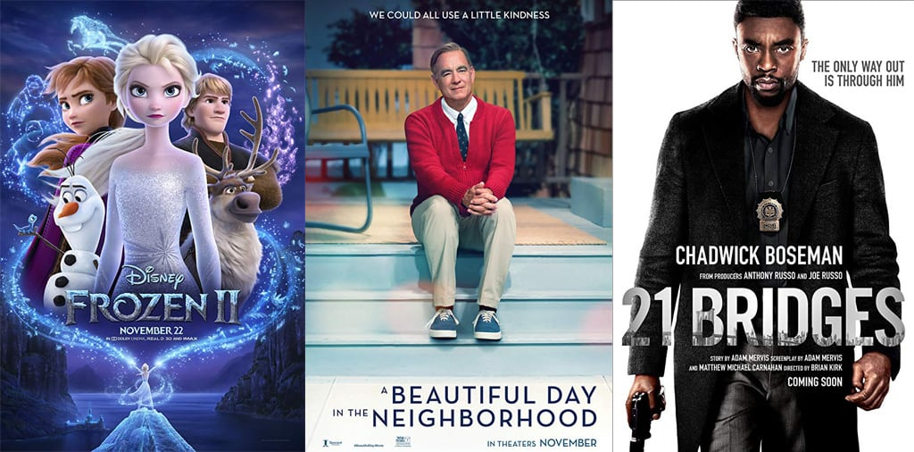 Movies Opening Nov 22