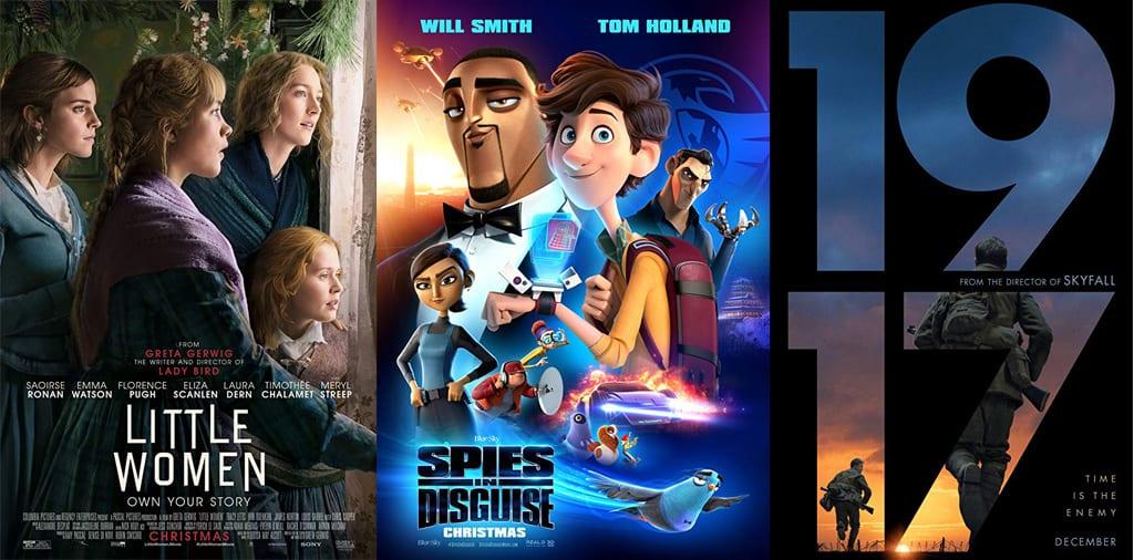 Movies Opening Dec 25