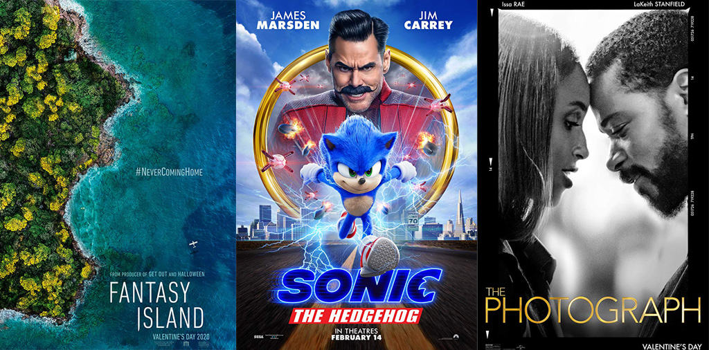 Movies Opening Feb 14