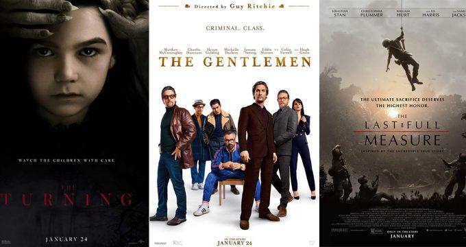 Movies Opening Jan 24