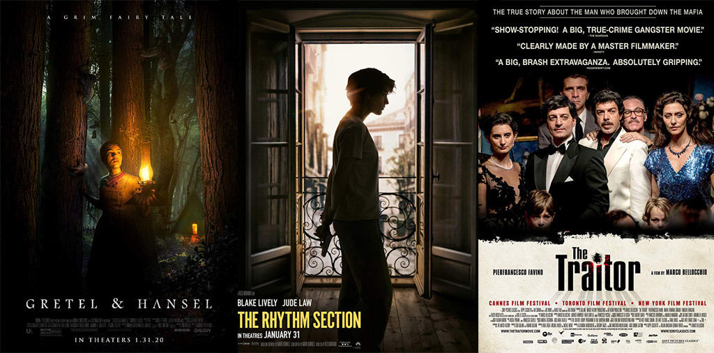 Movies Opening Jan 31